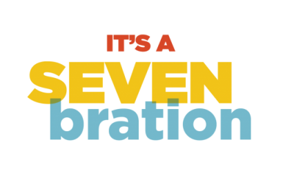 It's a SEVENbration